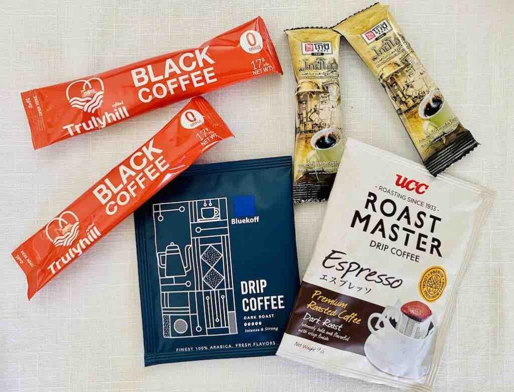 ถ้าอยากเน้นกลิ่นหอม และรสชาติเข้มข้น ต้องกาแฟดำชงร้อน!