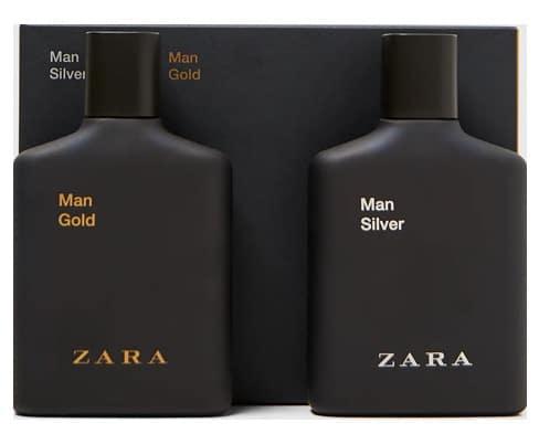 3. น้ำหอมผู้ชาย ราคาถูก ยี่ห้อ Zara edt