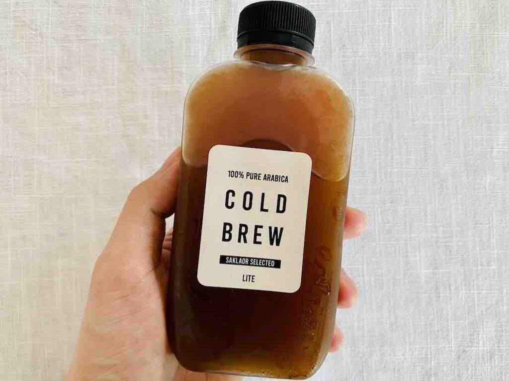 4. รีวิว Cold Brew Coffee ไม่มียี่ห้อ Homemade