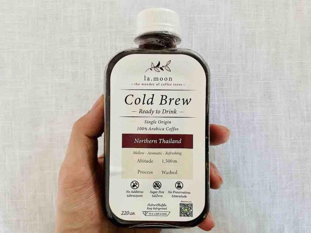 7. รีวิว กาแฟ Cold Brew ยี่ห้อ lamoon