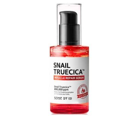 8. ยี่ห้อ Some By Mi Snail Truecica Miracle Repair Serum
