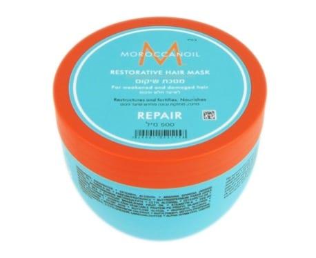 1. ครีมหมักผม ยี่ห้อ Moroccanoil Restorative Hair Mask