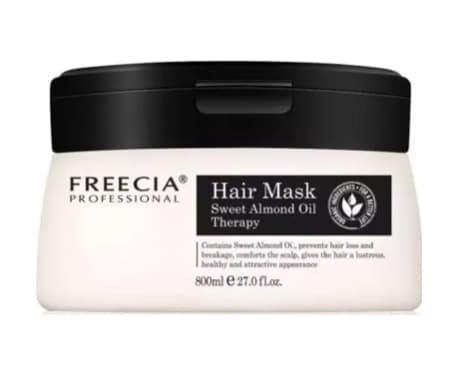4. ยี่ห้อ Freecia professional hair mask