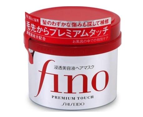 5. ครีมหมักผม ยี่ห้อ Shiseido Fino Premium Touch