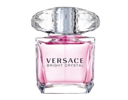 1. น้ำหอม Versace รุ่น Bright Crystal EDT