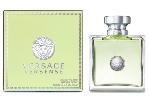 5. น้ำหอม Versace รุ่น Versense edt