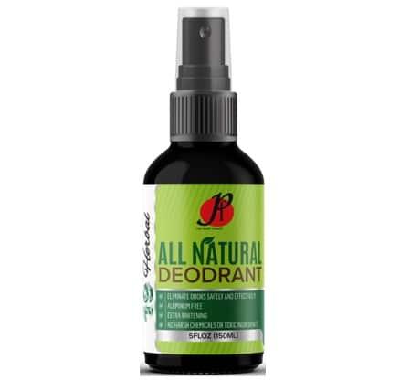 3. สเปรย์ระงับกลิ่นกายผู้ชาย ยี่ห้อ 19 Herbal