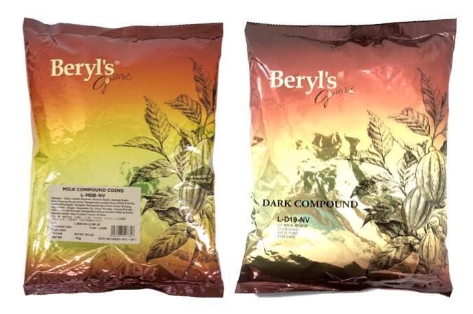 5. ช็อกโกแลต คอมพาว ยี่ห้อ Beryl's