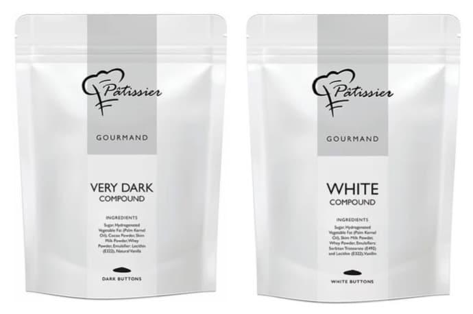 7. ช็อกโกแลต คอมพาว ยี่ห้อ Patissier Gourmand Chocolate Compound