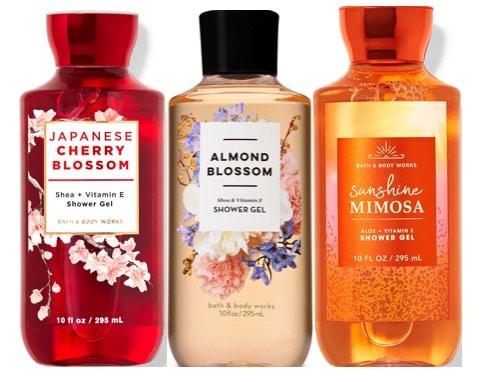5. ครีมอาบน้ำ ตัวหอม ยี่ห้อ Bath and Body Works - Shower Gel