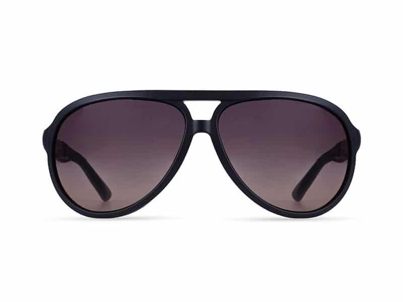 9. GUCCI Aviator Sunglasses