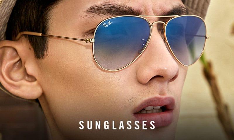 """+ """"แว่นกันแดดผู้ชาย"""" ยี่ห้อไหนดี 2021 รวมมาแล้ว รีวิว 10 ยี่ห้อ +"""