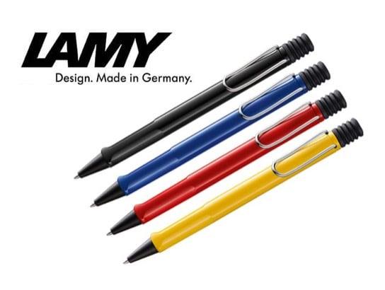 4. ยี่ห้อ LAMY Safari ballpoint pen
