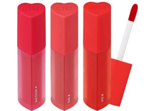 5. ยี่ห้อ Holika Holika Heartcrush Glow Tint Air
