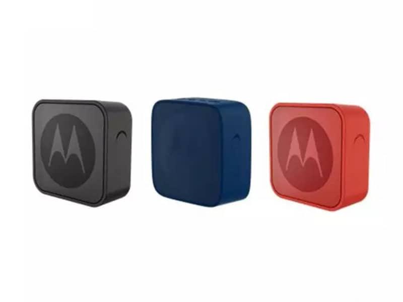 ลำโพงบลูทูธ ยี่ห้อ Motorola Bluetooth Speaker Sonic Boost 220
