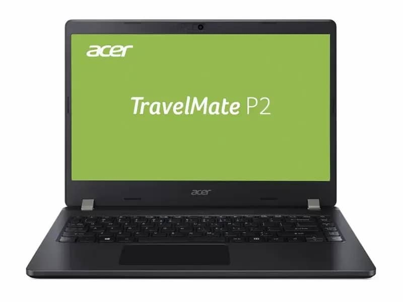 3. โน๊ตบุ๊ค ราคาไม่เกิน 20,000 ยี่ห้อ Acer รุ่น TravelMate TMP214-52-52W8/T03L