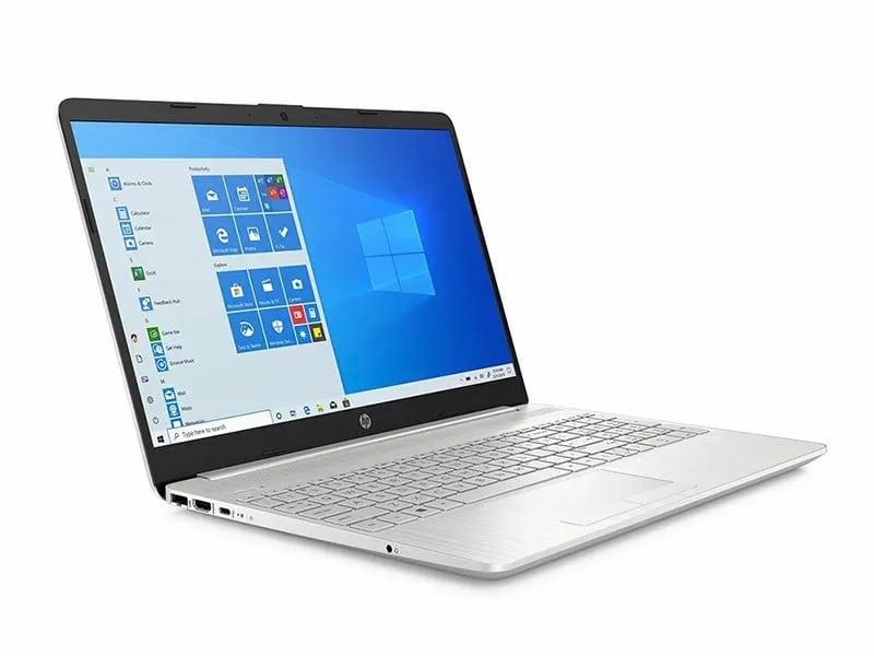 8. โน๊ตบุ๊ค ราคาไม่เกิน 20,000 ยี่ห้อ HP Notebook รุ่น 15s-gr0511AU